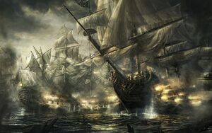 The Ghost Ships