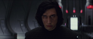 Kylo ren taking matters into his own hands