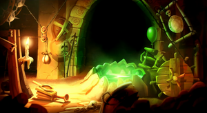 LeChuck's Fortress 7