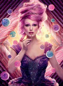 Sugarplum the Sugar Plum Fairy