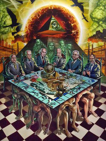 New World Order | The Evil Wiki | Fandom