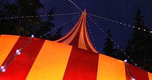 The Big Top Circus Tent