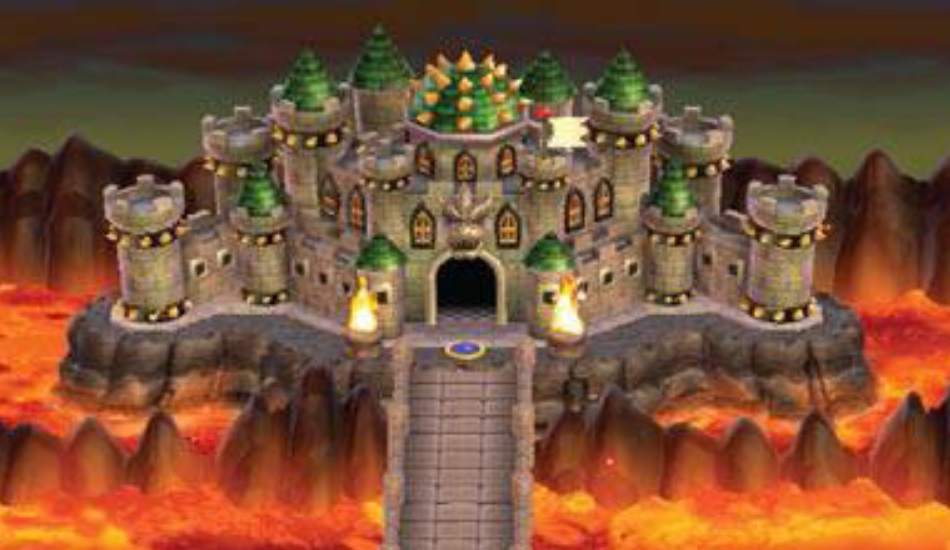Bowser's Castle | The Evil Wiki | FANDOM powered by Wikia