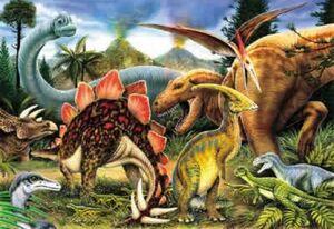 The Malevolent Dinosaurs
