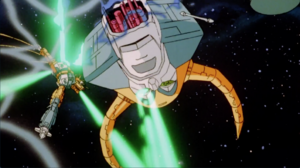 Unicron destroyed