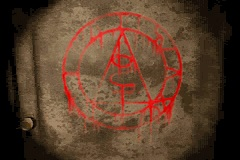 The Mark of Samael Symbol