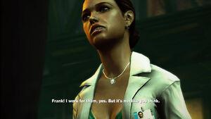 Isabela wyjaśnia Frankowi swoją sytuację