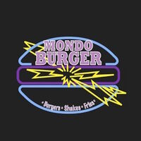 The Mondo Burger Logo