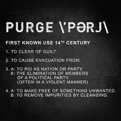 Quotes From The Purge Amusing The Purge  The Evil Wiki  Fandom Poweredwikia