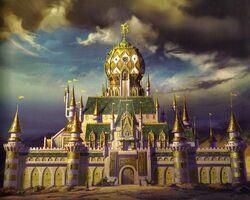 King Rumpelstiltskin's Palace