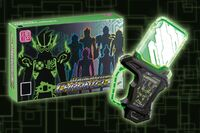 The Kamen Rider Chronicle Videogame