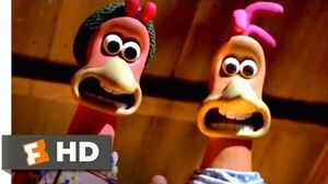 Chicken Run (2000) - Fight Or Flight Scene (10 10) Movieclips