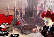Red Queen's Crims Castle