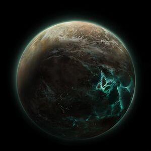 Planet Helghan
