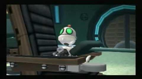 Ratchet and Clank Past 136 Captured by Dreadzone
