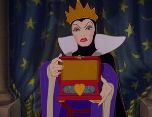 Queen Grimhilde's Heart Box