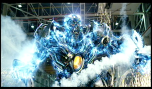 Galvatron TFCU rises to power