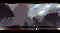 Neverwinter MMO - Location - Mt Hotenow - Hotenow's Shattered Peak