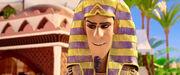 Imhotep's evil grin