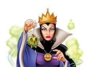 Queen Grimhilde's Poison Apple