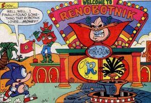 The Renobotnik Casino