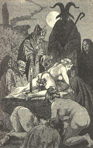The Satanic Ritual Abuse