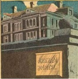 Arkham Asylum (Batman -258 (October 1974))