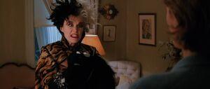 Cruella swearing revenge 1996 Live Action