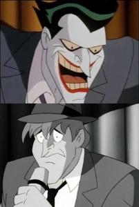 Joker as a comedian