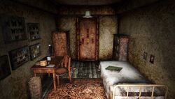 Alessa Gillespie's Room