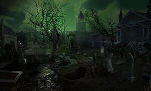 The Gozerian Cemetery