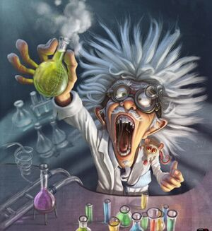The Mad Science