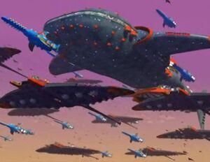 Eggman Fleet