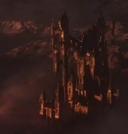 The Castlevania (Netflix cartoon)