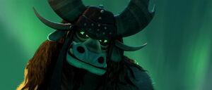 Kai's Evil Grin