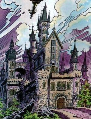 The Castle Morbidden