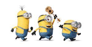 Bob, Kevin, and Stuart