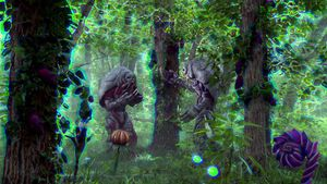 The Helheim Forest