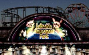 The Lakeside Amusement Park
