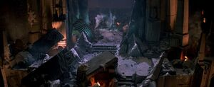 Ruins of the Temple of Gozer