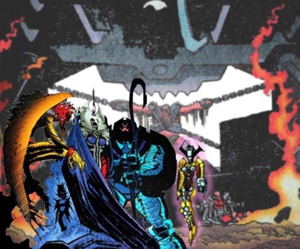 Dark Gods | The Evil Wiki | FANDOM powered by Wikia