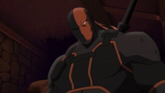 Deathstroke (DC Animated Universe)