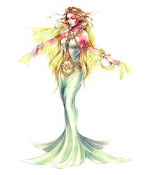 Lady Cosmos the Goddess of Harmony