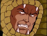 Serpentor evil stare