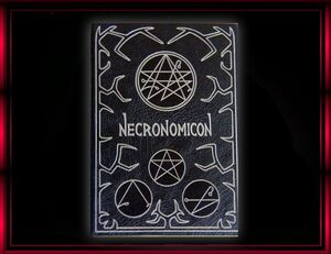 Necronomicon (Lovecraft) | The Evil Wiki | FANDOM powered by Wikia