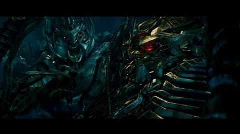 Transformers Revenge of the Fallen Scene Nemesis (1080pVO)