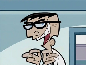 Crocker plotting to catch Timmy's fairies