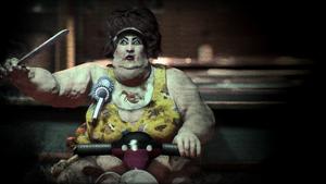 Darlene Fleischermacher jako Żarłoczna Psychopatka