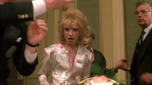 Susan Irvine zszokowana na widok zamieszania w restauracji
