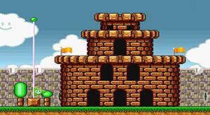Bowser Koopa's Castle